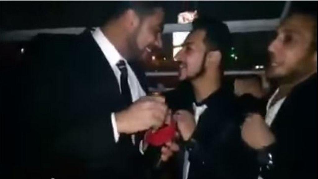 Boda homosexual en Egipto