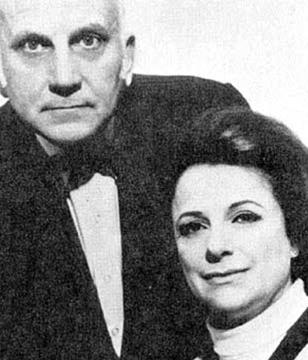 William H. Masters y Virginia E. Johnson, coautores del libro 'The Human Sexual Response'