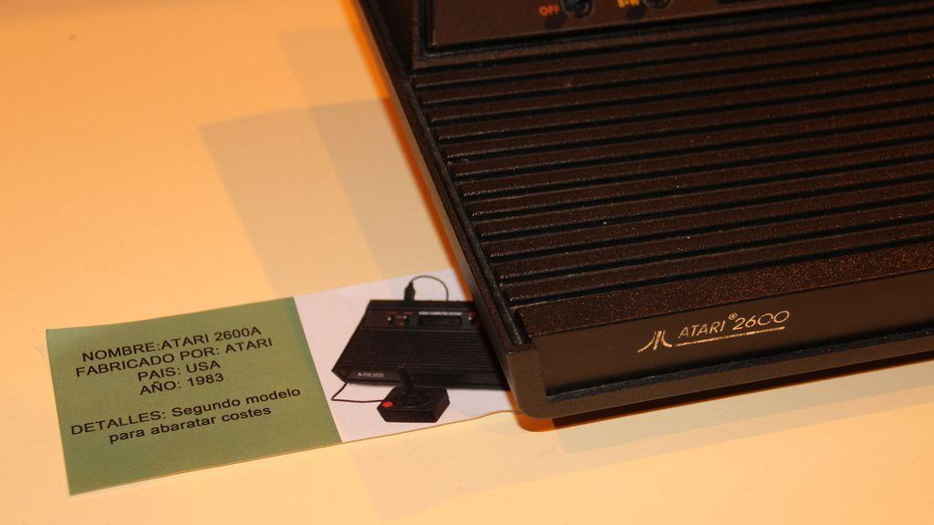 Lo mejor de la exposición de consolas 'retro' de Gamergy