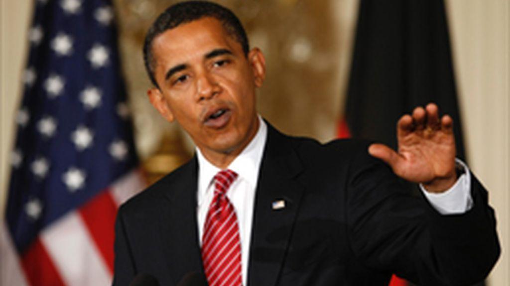 """Obama dice que la situación en Gaza es insostenible y pide un """"enfoque mejor"""""""