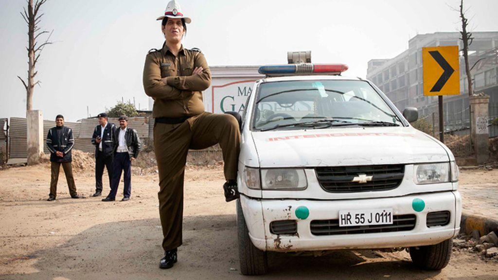 Es el oficial indio más alto