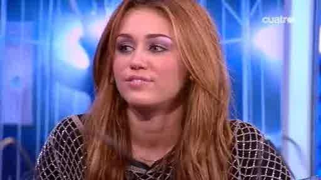 Quien es quién con Miley Cyrus