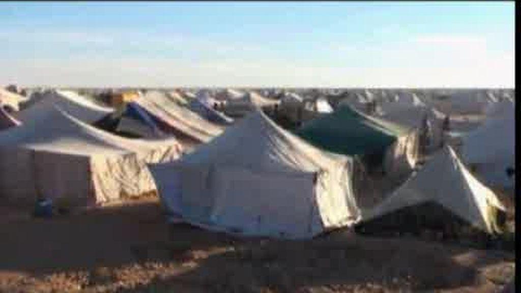 La dura realidad de los campamentos saharauis