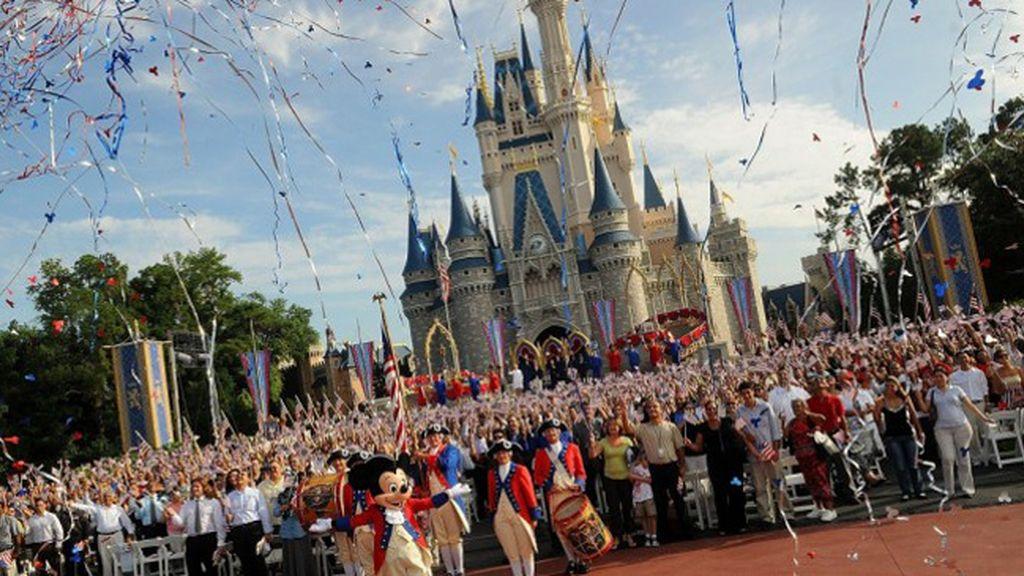 Disneyworld, Orlando, EEUU (de 0 a 15 años)