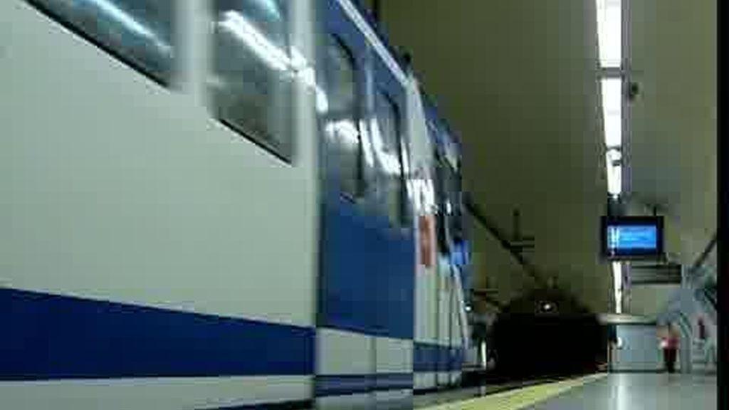 El Metro vuelve a circular