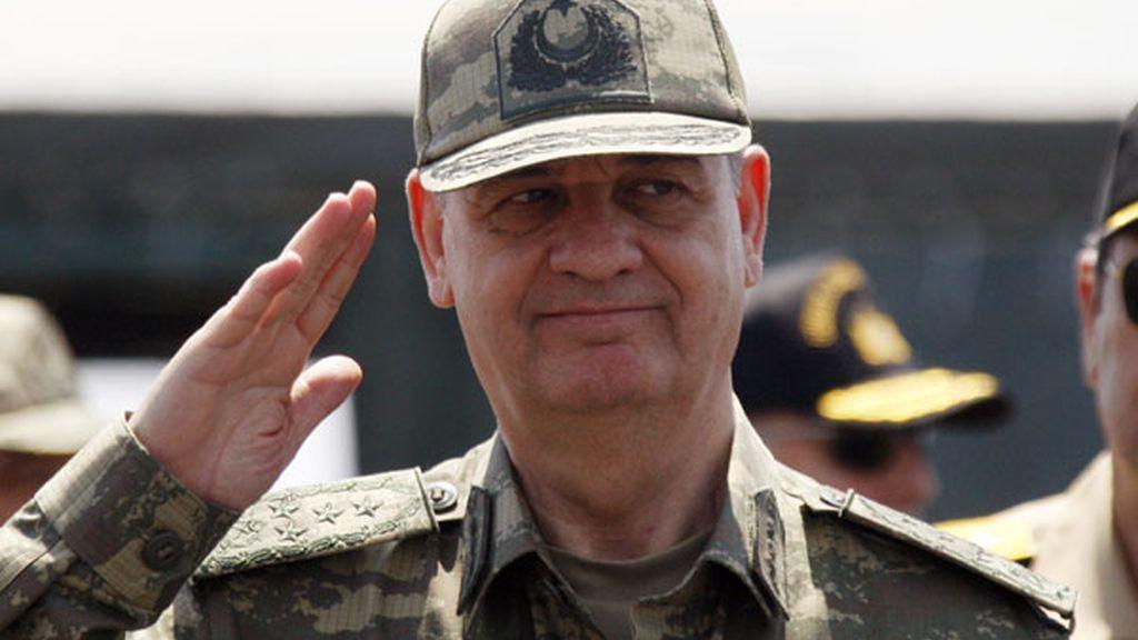 Ilker Basbug, antiguo jefe del Estado Mayor de la Defensa de Turquía