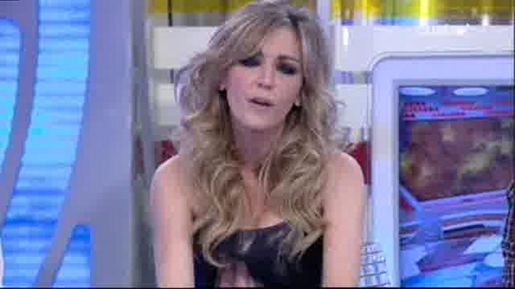 Anna Simón, la imitadora más sexy