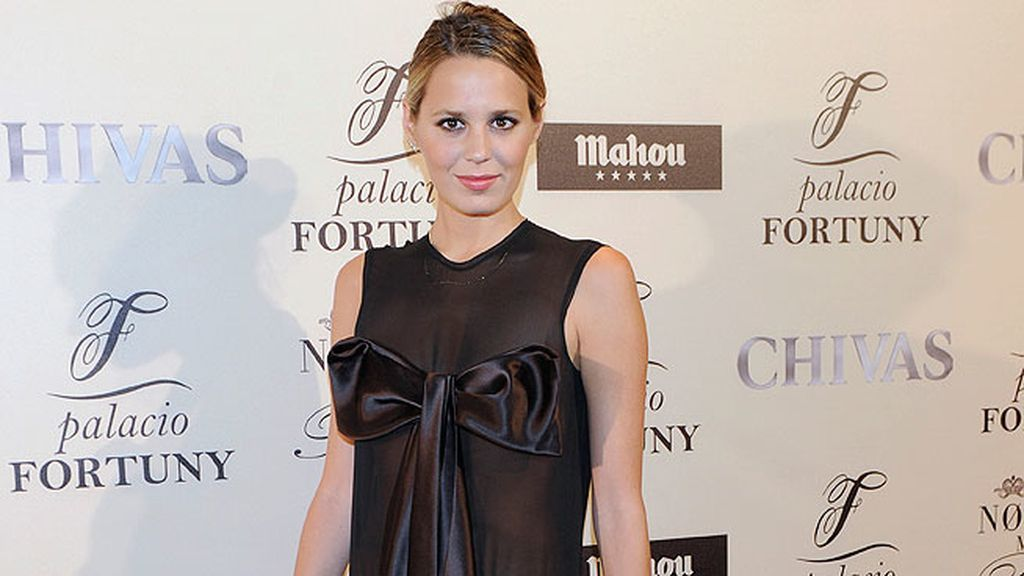 Claudia Ortiz, la hija de Bertín Osborne