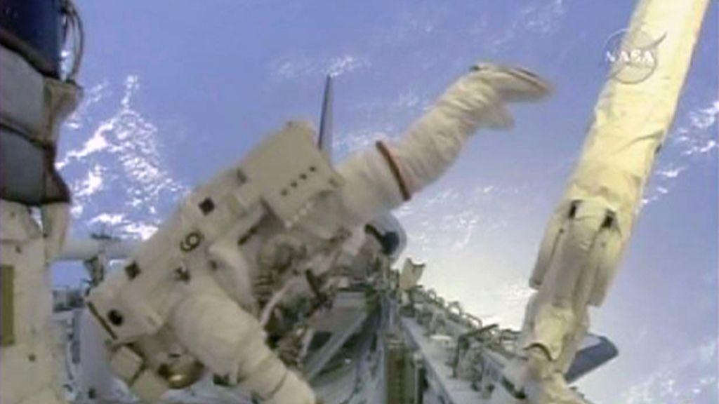 Trabajos en el espacio