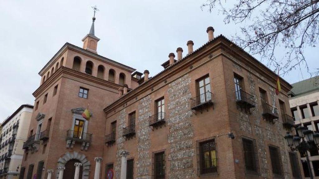 1. La casa de las siete chimeneas (Madrid)
