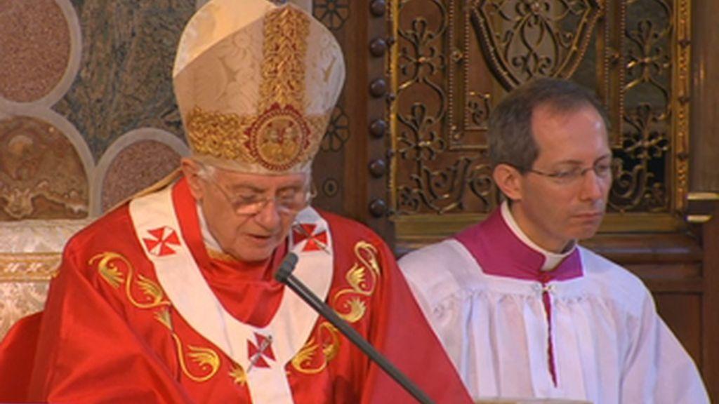 El Papa se reúne con David Cameron y celebra una misa en la iglesia más importante del anglicanismo