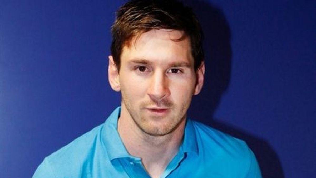 Messi paga a Hacienda 10 millones de euros por derechos de imagen de 2010 y 2011