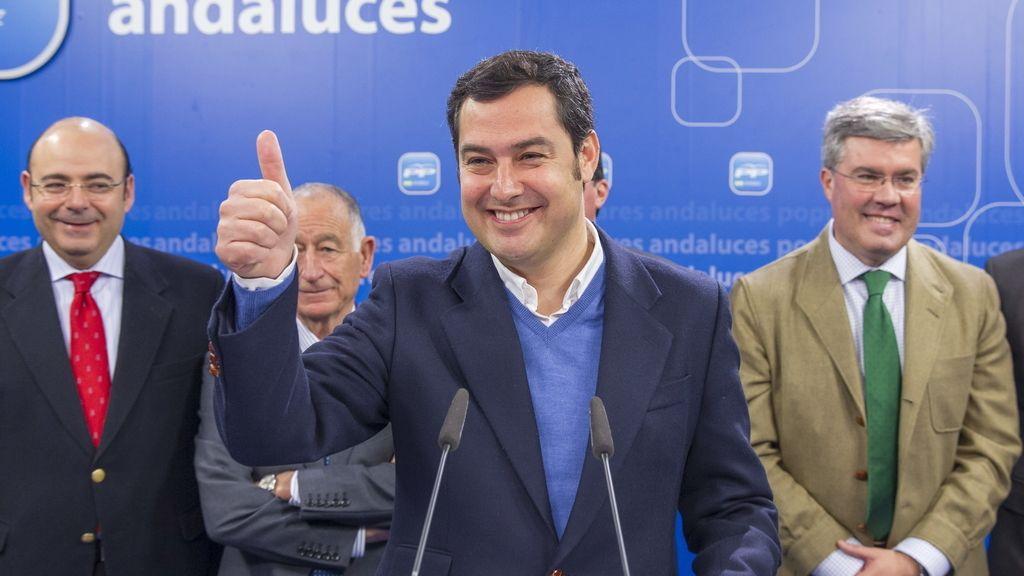 """Juan Manuel Moreno formaliza con 9.000 avales su candidatura para presidir """"un PP-A ganador"""""""