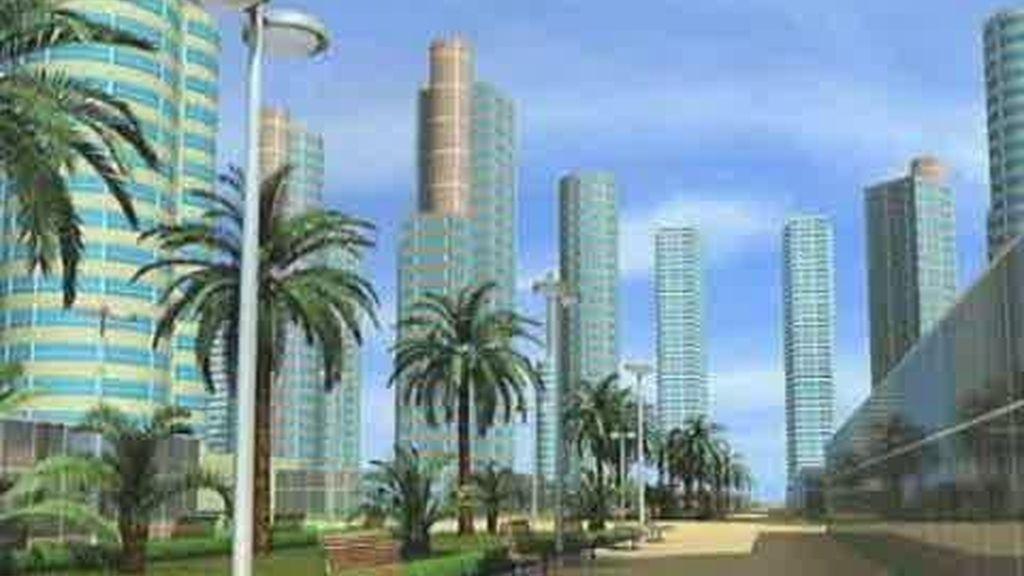 Macroproyecto urbanístico en Cullera
