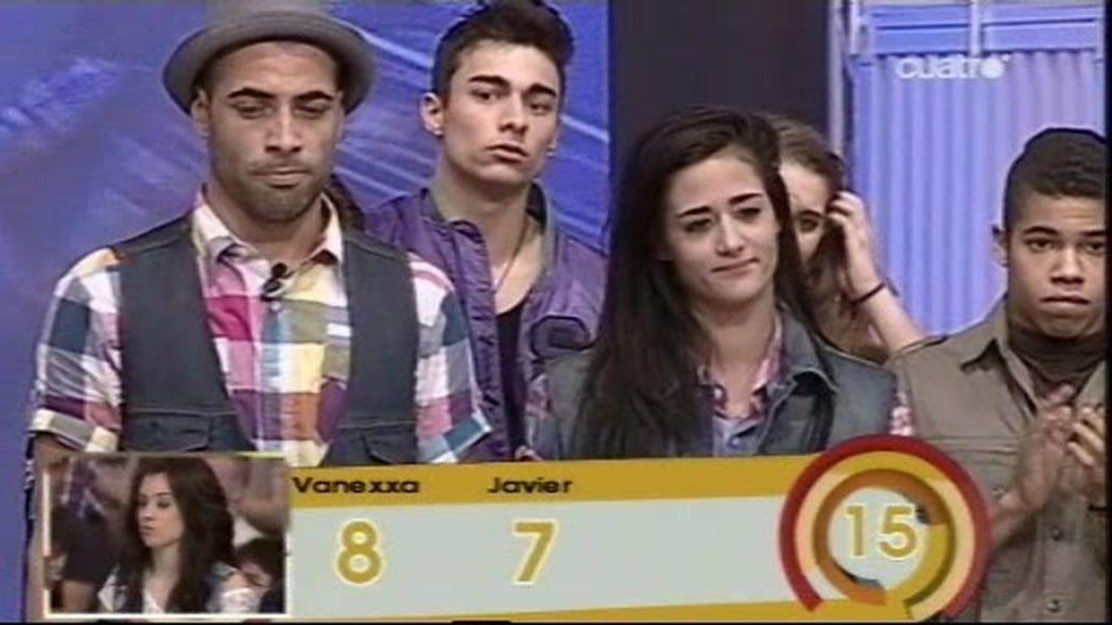 ¡NOMINADOS!: Imanol,Jox, Aroa y Airam