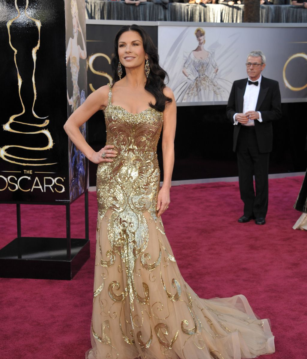 Catherine Zeta Jones, de Zuhair Murad