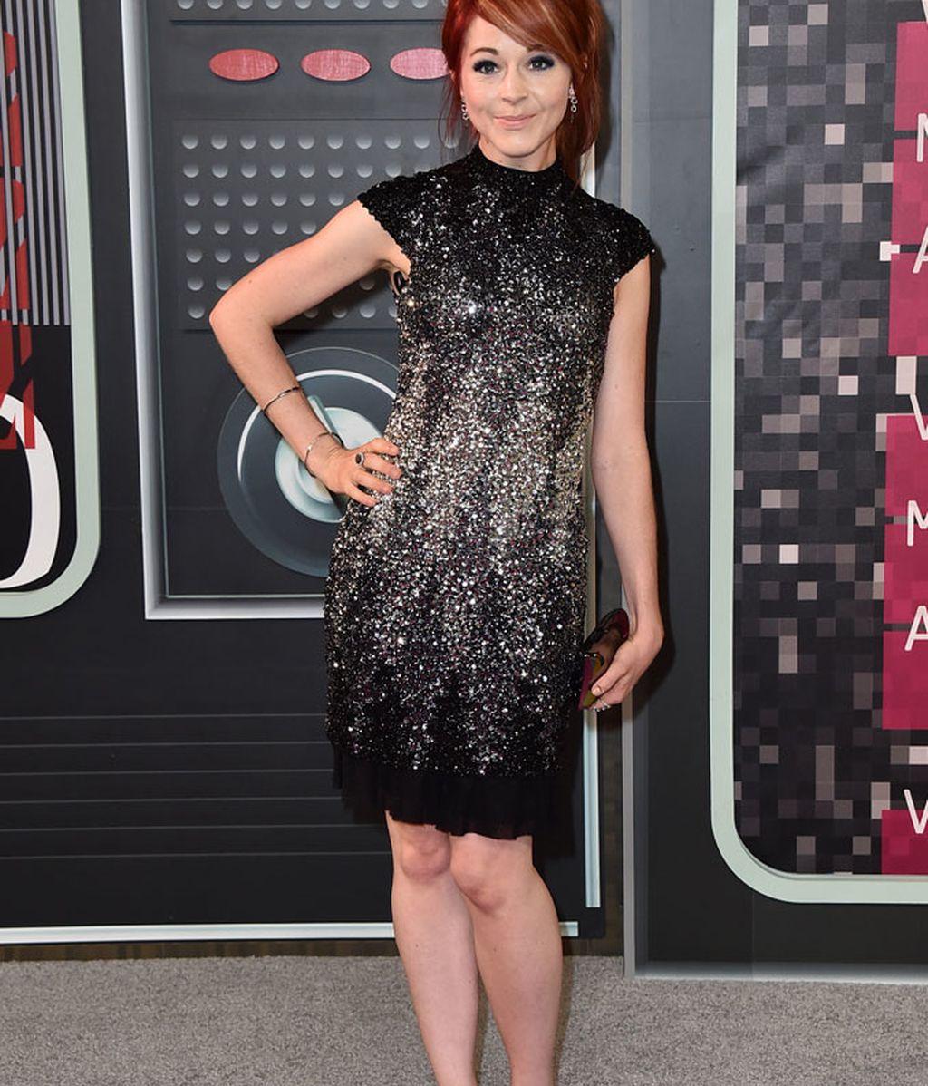 Lindsey Stirling en los premios MTV