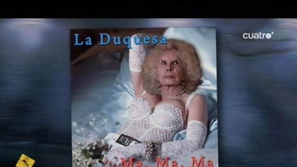 Tenemos en exclusiva el nuevo disco de la Duquesa de Alba