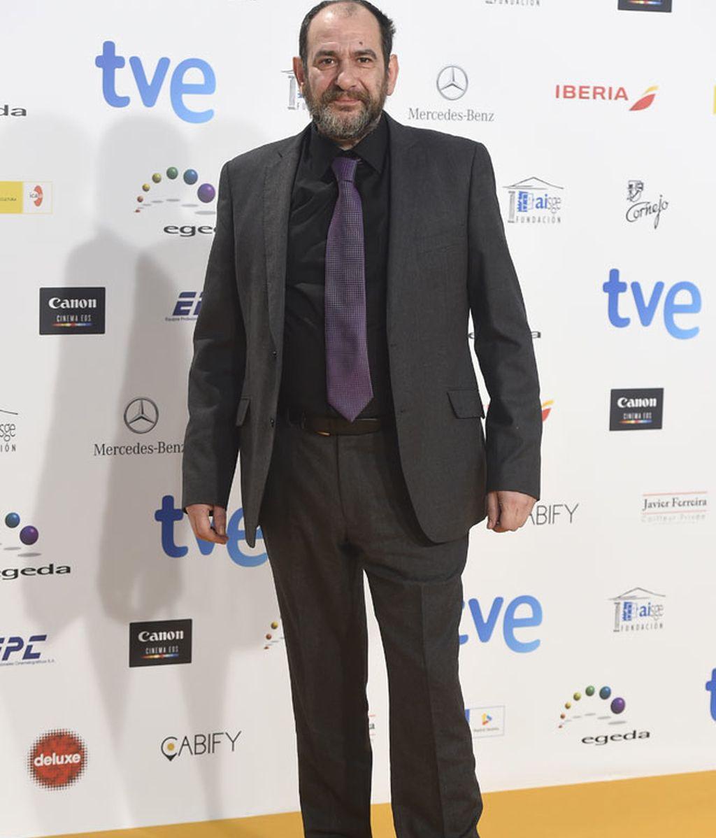 El actor de '8 apellidos vascos', Karra Elejalde