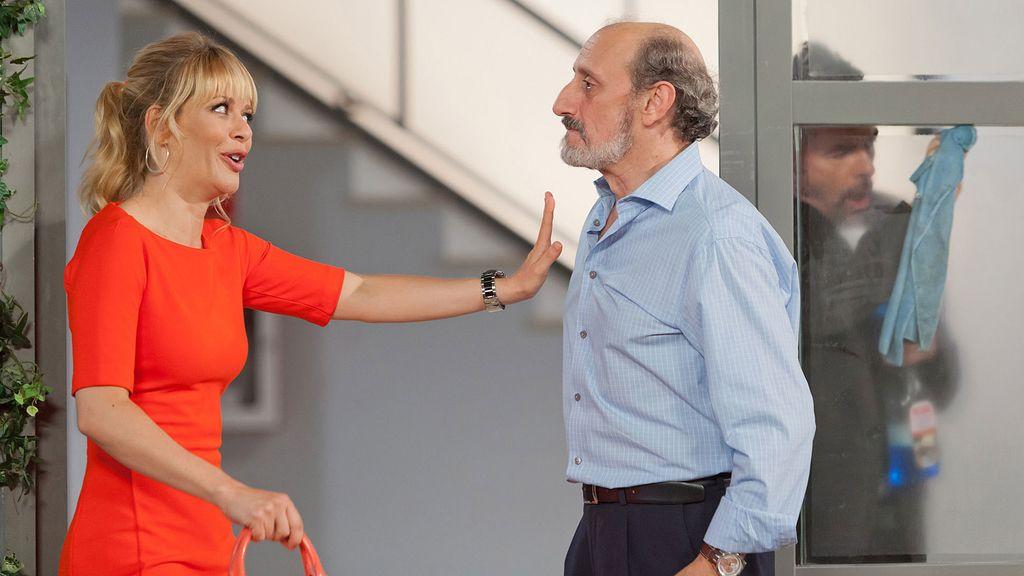 La llegada de Cristina Pedroche revoluciona a Amador y a Antonio