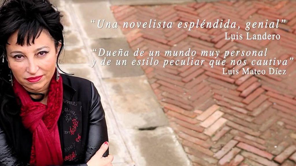 Eugenia Rico es la autora de El beso del Canguro