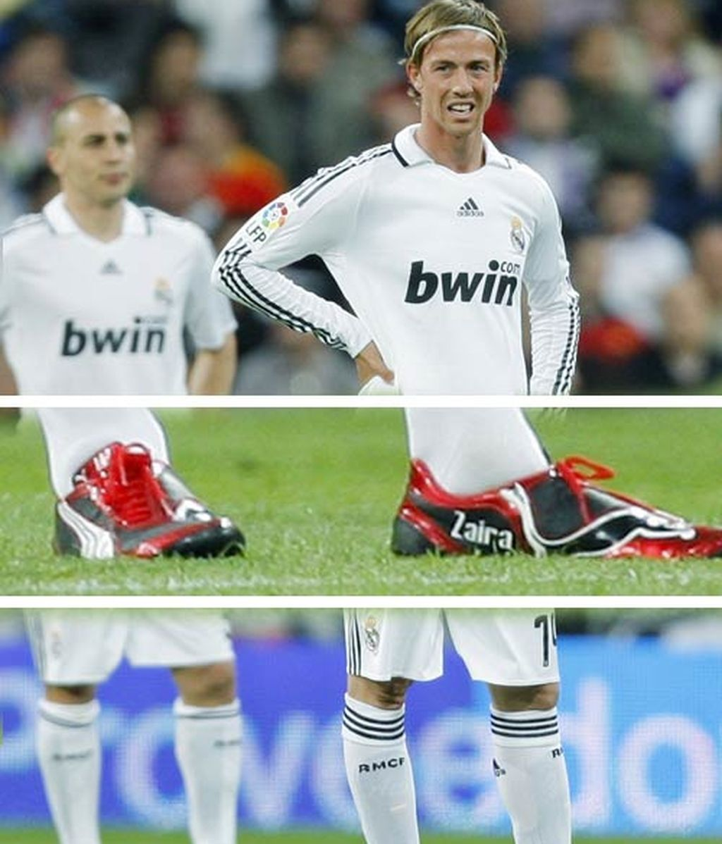 Botas tuneadas de futbolistas