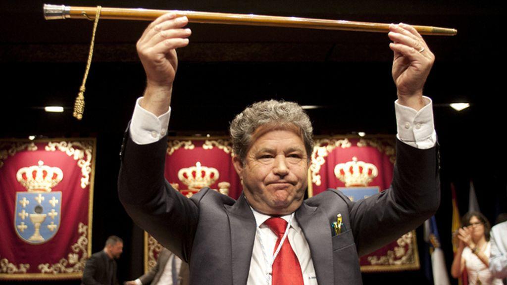 Miguel Anxo Fernández Lores, del BNG, alcalde por quinta vez de Pontevedra