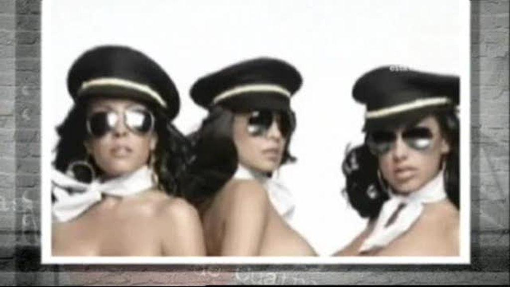 Playboy ficha a las 'conejitas' del aire