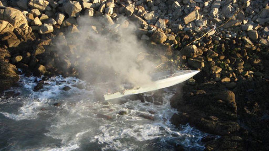 4.000 kilos de cocaína en la Costa da Morte