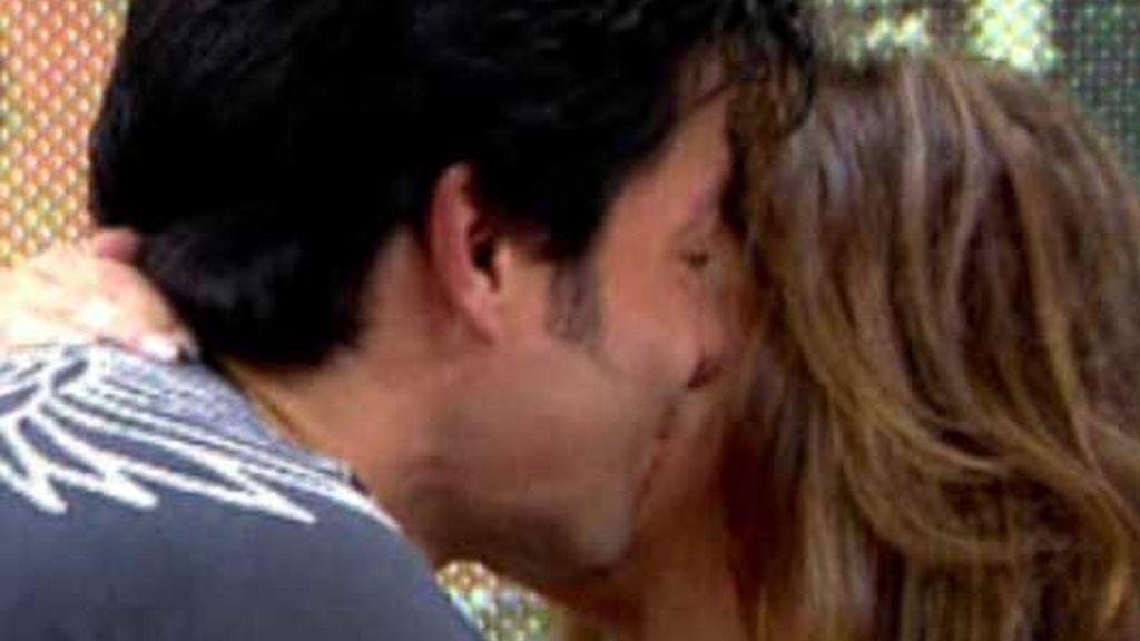 El beso de Chayanne