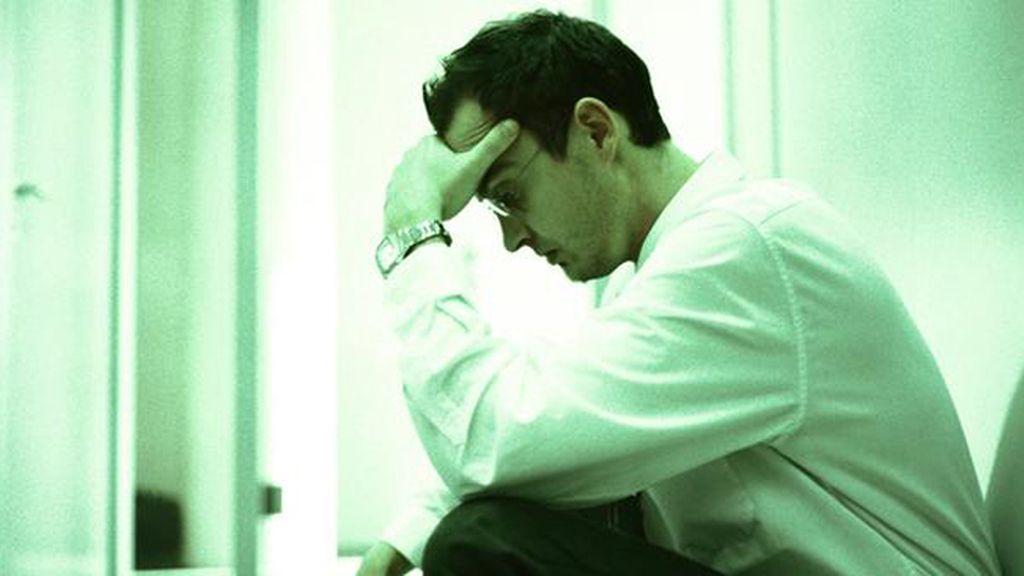 Los hombres también sufren depresión postparto
