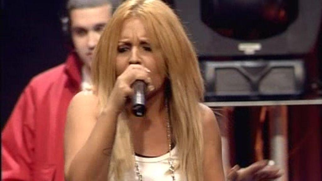 Anyta Meneiro - Más que palabras en directo para Puro Cuatro