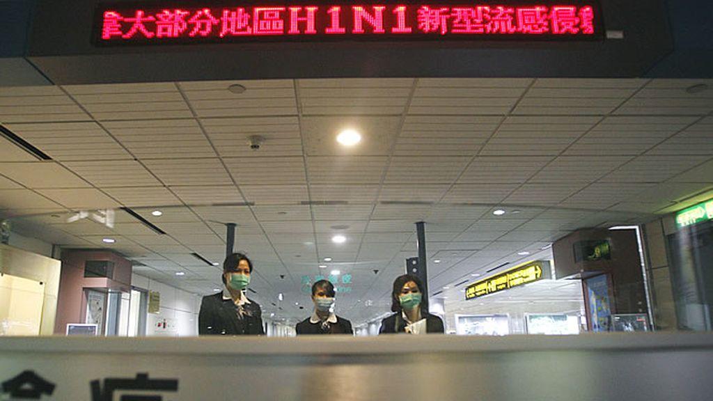 Alerta, gripe global
