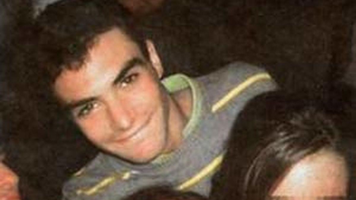 El joven Álvaro Ussía, fallecido el 15 de noviembre del pasado año. Foto: EFE