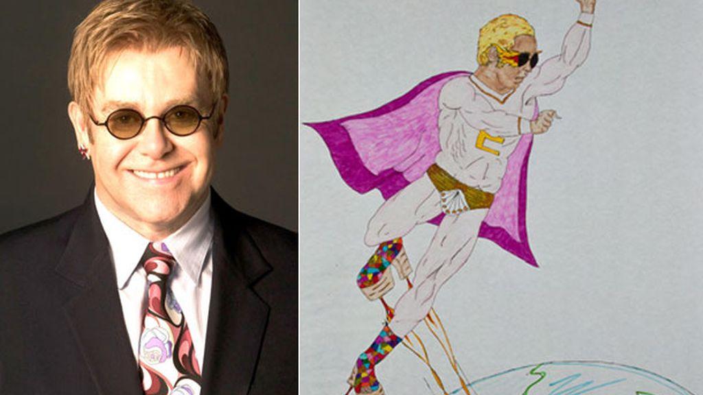 'Rocket man', de Elton John