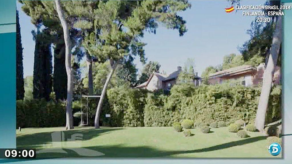 Los Duques de Palma compraron el Palacete por 5,8 millones y emplearon otros 3 en reformarlo