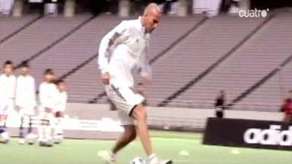 Mourinho quiere a Zidane a su lado