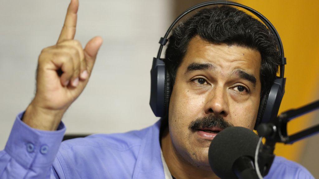 'En contacto con Maduro'