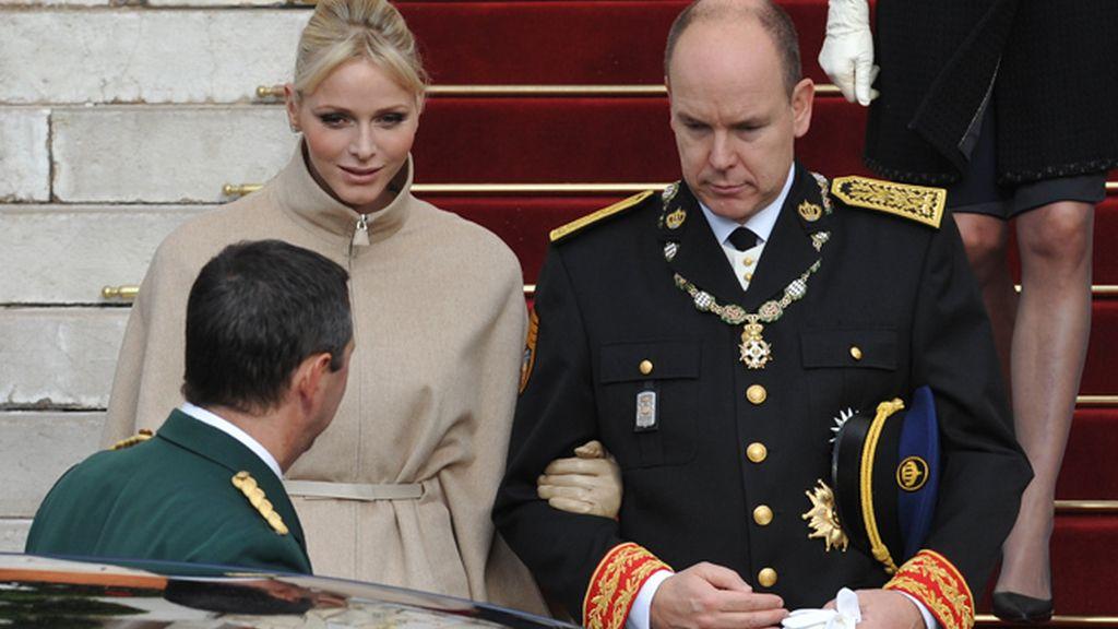 Charlene, toda una Grimaldi en el Día Nacional de Mónaco