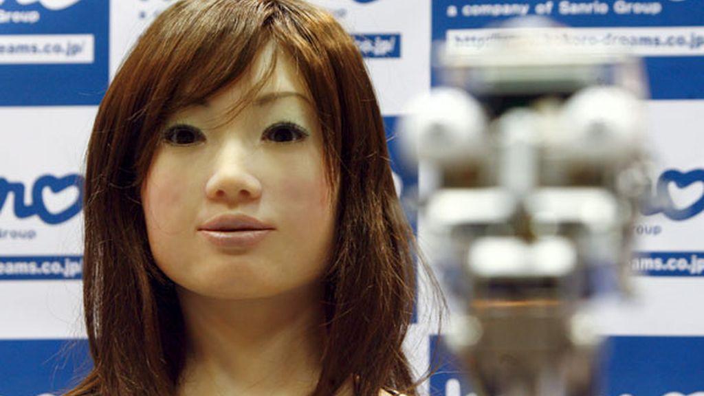 Robots y humanoides en Tokio