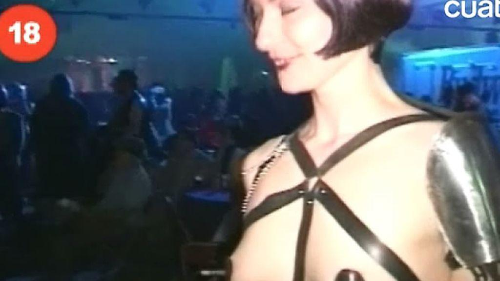 Fiesta de fetiches sexuales