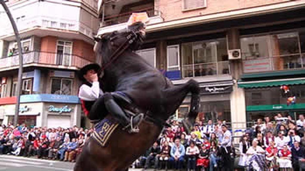 Desfile Bando de la Huerta. Murcia