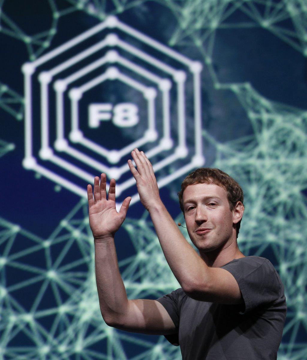 Mark Zuckerberg, el más rico de los menores de 40 años