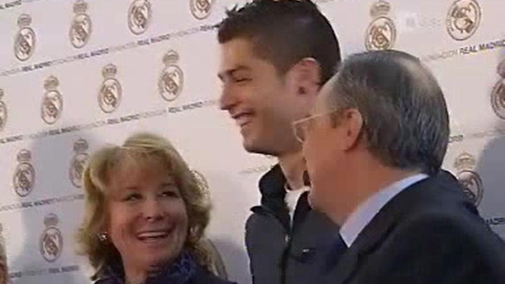 Cristiano Ronaldo cumple 25 años