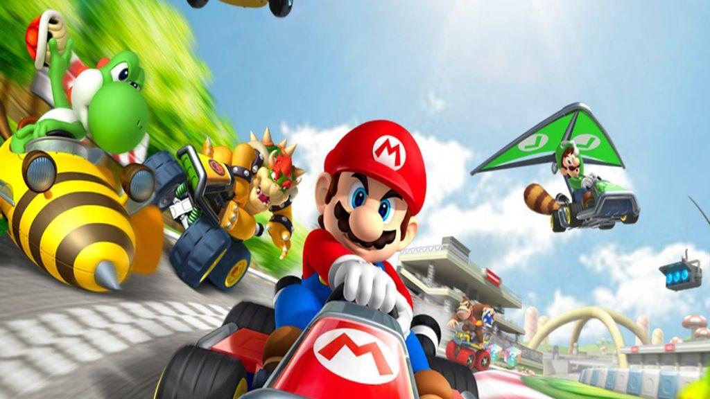Un niño conduce para salvar a su abuela y a su hermano gracias a Mario Kart