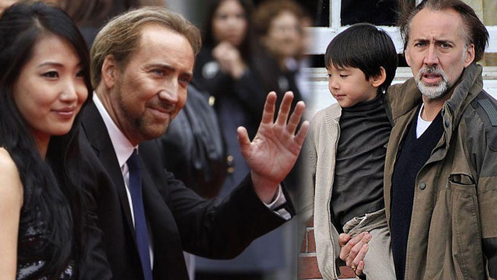 El pequeño 'superman' de Nicolas Cage: Kal-el