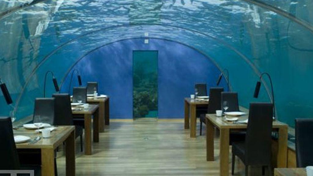 Hotel Acuático (Maldivas)