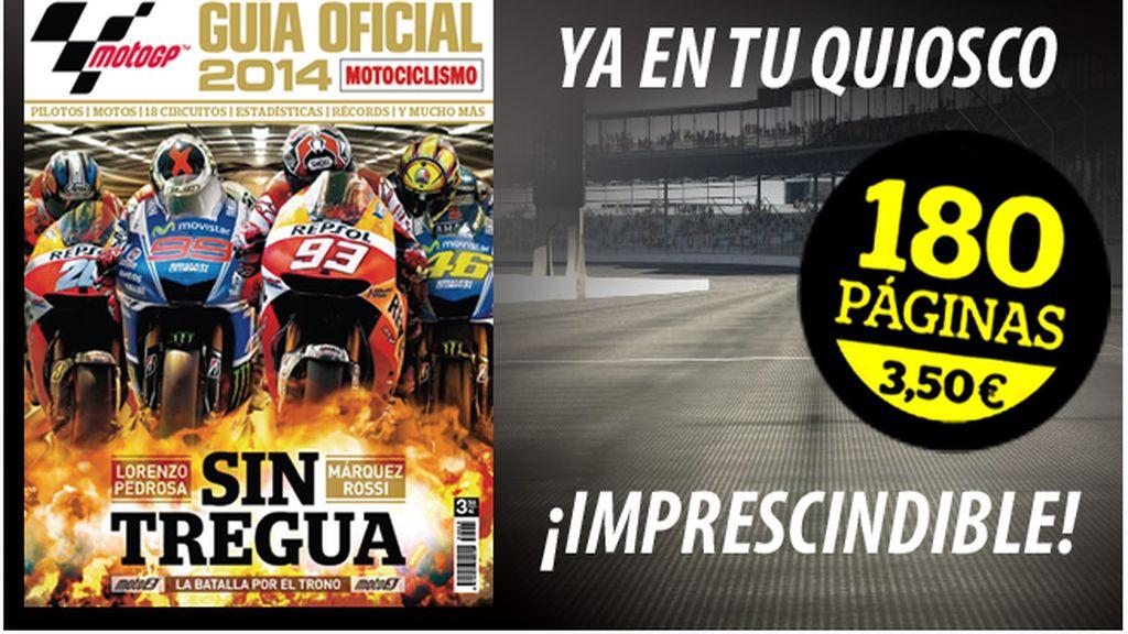 Guia MotoGP 2014