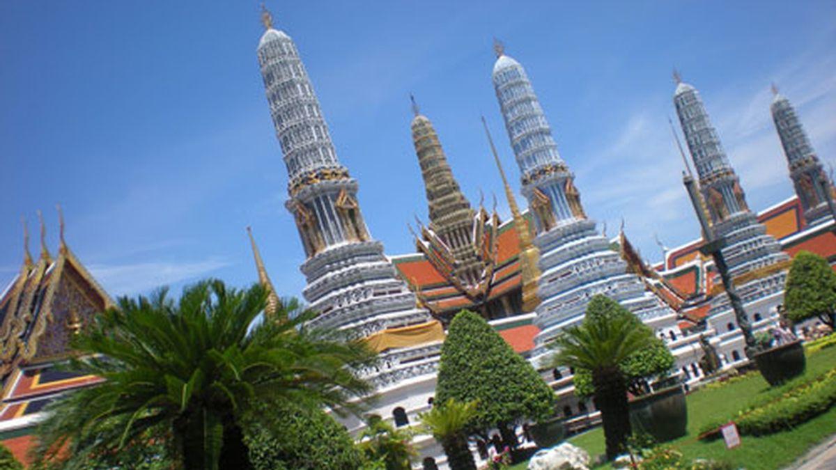 Una de las zonas de 'El Gran Palacio'. Foto: RSO.