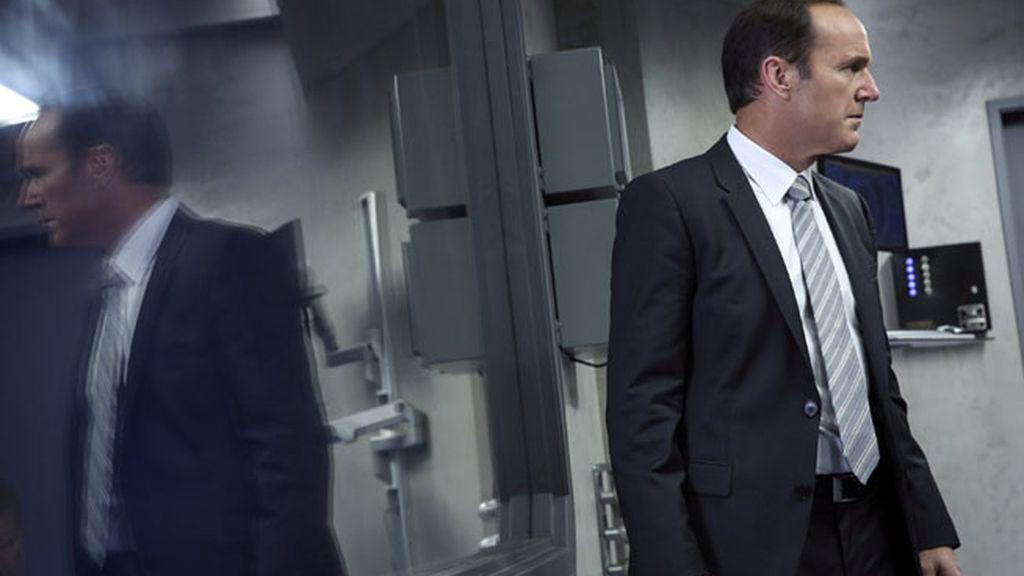 Las fotos de los capítulos T01xC02 y T01xC03 de 'Marvel. Agentes de S.H.I.E.L.D.'